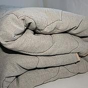 Для дома и интерьера handmade. Livemaster - original item Ecodial of linen filled with 100% flax