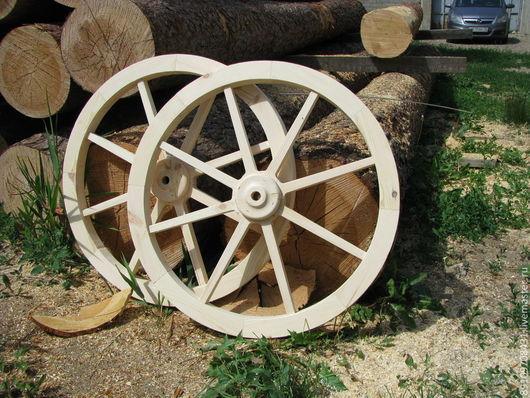 Комплекты аксессуаров ручной работы. Ярмарка Мастеров - ручная работа. Купить Колесо деревянное. Handmade. Колесо, для сада, колесо для телеги