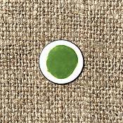 Материалы для творчества handmade. Livemaster - original item Overglaze paint FERRO Sunshine No. №111233 green chrome. Handmade.