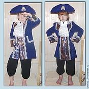 """Работы для детей, ручной работы. Ярмарка Мастеров - ручная работа Карнавальный костюм: """"Пират"""" (пирата). Handmade."""