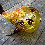"""Для дома и интерьера ручной работы. Ярмарка Мастеров - ручная работа Вазочка""""Рыбка моя"""". Handmade."""
