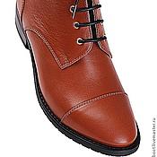Обувь ручной работы. Ярмарка Мастеров - ручная работа Ботинки Paul. Handmade.