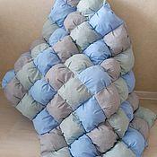 handmade. Livemaster - original item Blanket for children: Blanket bombon. Handmade.