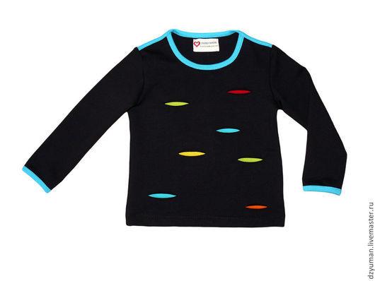"""Одежда для мальчиков, ручной работы. Ярмарка Мастеров - ручная работа. Купить Толстовка для мальчика """"Хулиган"""". Handmade. Черный, толстовка, цветная"""