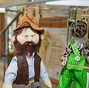 Куклы и игрушки ручной работы. Ярмарка Мастеров - ручная работа Старик Петсон. Handmade.