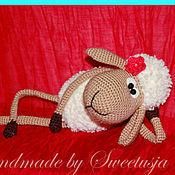Куклы и игрушки ручной работы. Ярмарка Мастеров - ручная работа Овечка Омм. Handmade.