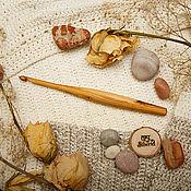 Материалы для творчества handmade. Livemaster - original item Crochet hook 5.5#46. Handmade.