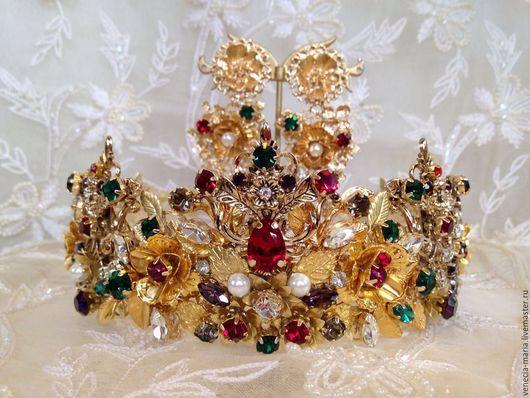 Видео короны смотрите в моем блоге.