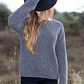 Одежда ручной работы. Ярмарка Мастеров - ручная работа свитер Софья. Handmade.