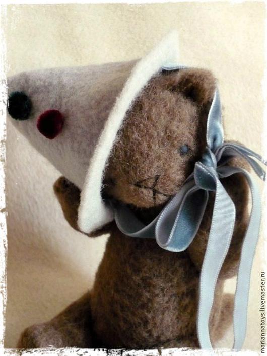 Мишки Тедди ручной работы. Ярмарка Мастеров - ручная работа. Купить котёнок Фантик. Handmade. Коричневый, медведь, котёнок фантик