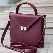 Сумки и аксессуары handmade. Livemaster - original item Leather bag NOA . BAG OF GENUINE LEATHER.. Handmade.