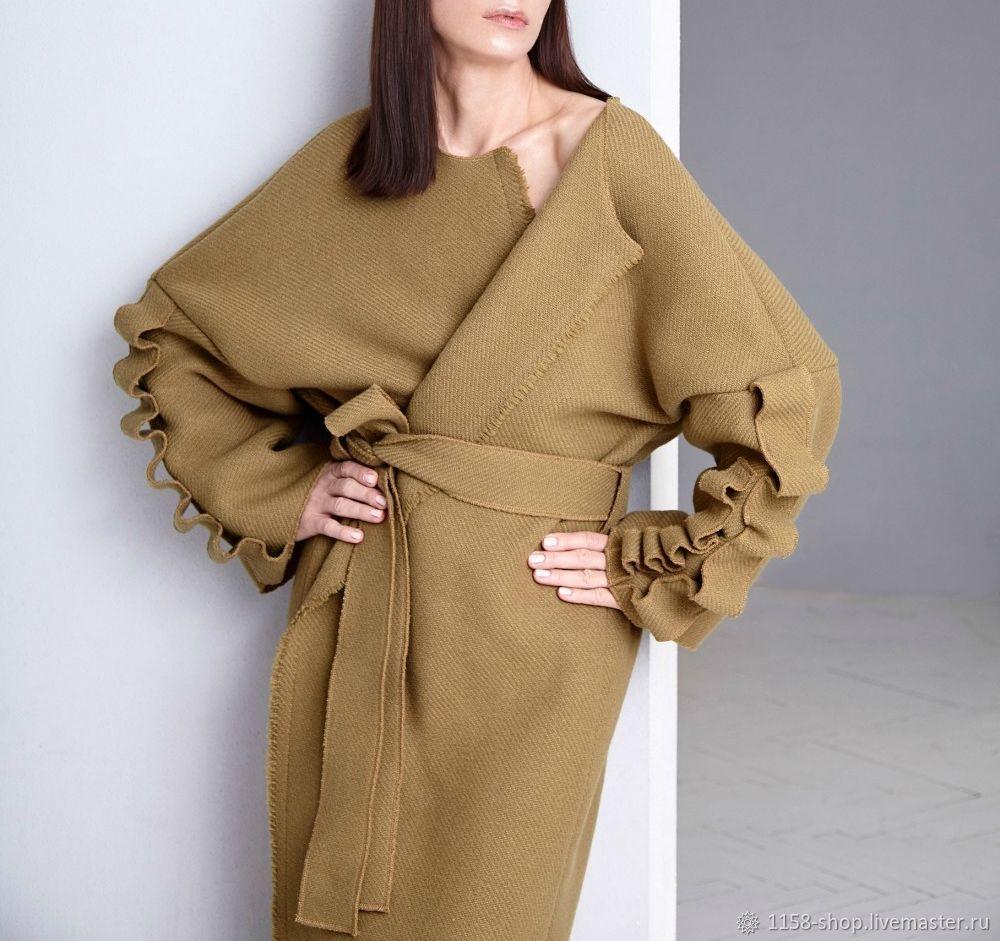 8806a1ab696 Пальто - кимоно с отделкой – купить в интернет-магазине на Ярмарке ...