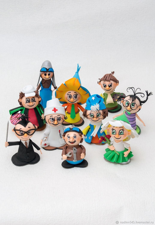 Незнайка и его друзья (кукольный театр), Кукольный театр, Новосибирск,  Фото №1
