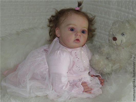Куклы-младенцы и reborn ручной работы. Ярмарка Мастеров - ручная работа. Купить кукла реборн Александра. Handmade. Кукла реборн