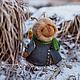 Мишки Тедди ручной работы. зимнее путешествие. Настёна Никитина. Ярмарка Мастеров. Авторская игрушка