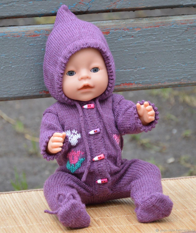 одежда для беби бон, комбинезон для baby born, костюмчик для беби бон, Одежда для кукол, Москва, Фото №1