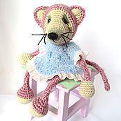 Куклы и игрушки ручной работы. Ярмарка Мастеров - ручная работа Крыска Анфиска. Handmade.