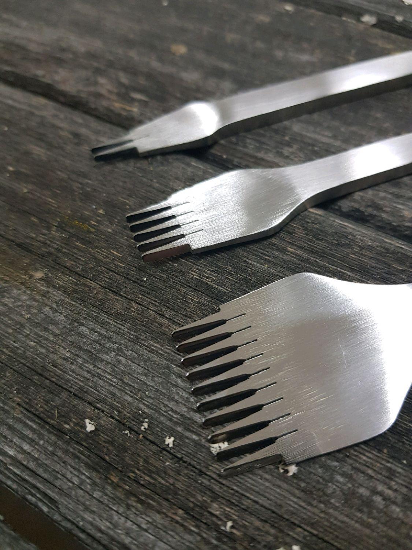 Пробойники 2,7 полированный зуб, Инструменты для шитья, Кимры,  Фото №1