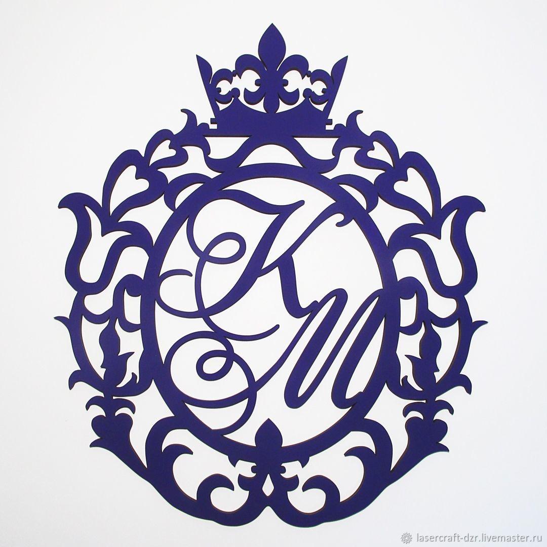 Копия работы Свадебный герб из дерева, Аксессуары, Дзержинск, Фото №1