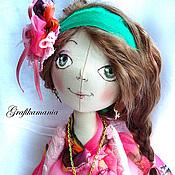"""Куклы и игрушки ручной работы. Ярмарка Мастеров - ручная работа Кукла """"Весна"""". Handmade."""
