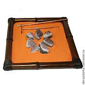Подарки к праздникам ручной работы. Ярмарка Мастеров - ручная работа Японский садик Оранжевое настроение. Handmade.