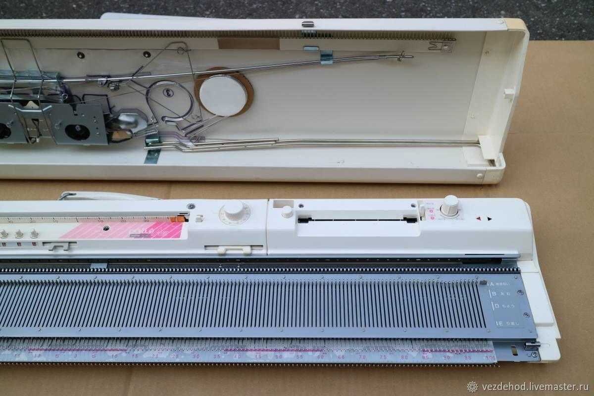 НОВАЯ технически  Вязальная машина Brother КН 893 – купить в интернет-магазине на Ярмарке Мастеров с доставкой - IDIL7RU | Зеленоград