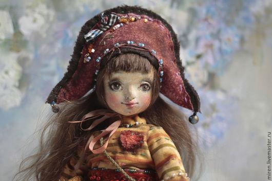 Коллекционные куклы ручной работы. Ярмарка Мастеров - ручная работа. Купить Кукла Лоло. Handmade. Кукла ручной работы, акрил