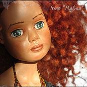 Куклы и игрушки ручной работы. Ярмарка Мастеров - ручная работа Будуарная-Волшебница. Handmade.