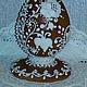 Кулинарные сувениры ручной работы. Ярмарка Мастеров - ручная работа. Купить Объёмные пряничные яйца. Handmade. Пасха, расписные пряники