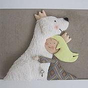 Для дома и интерьера ручной работы. Ярмарка Мастеров - ручная работа Алиса и Шейла. Handmade.