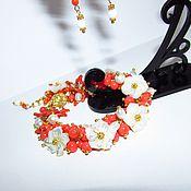 """Украшения ручной работы. Ярмарка Мастеров - ручная работа Браслет """"Весна в Италии"""". Handmade."""