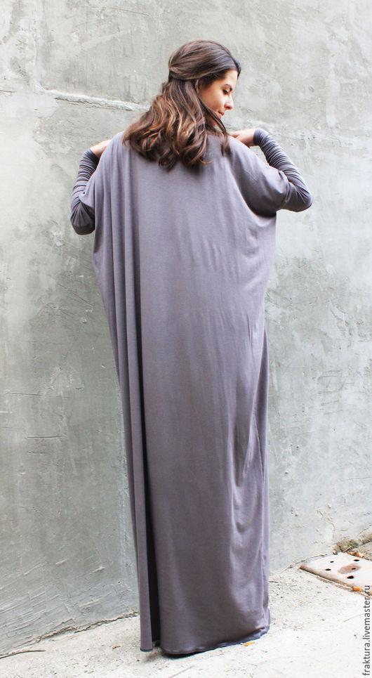 """Платья ручной работы. Ярмарка Мастеров - ручная работа. Купить Длинное платье """"Free Spirit"""" D0016. Handmade. Вечернее платье"""