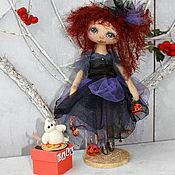 Куклы и игрушки ручной работы. Ярмарка Мастеров - ручная работа ВЕДЬМИНА ДОЧКА :). Handmade.