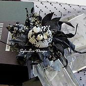 Украшения ручной работы. Ярмарка Мастеров - ручная работа Black&White Casual. Handmade.