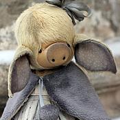 Куклы и игрушки ручной работы. Ярмарка Мастеров - ручная работа Мимоза. Handmade.