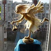 """Куклы и игрушки ручной работы. Ярмарка Мастеров - ручная работа Авторская кукла  """"Дежурный ангел"""".. Handmade."""