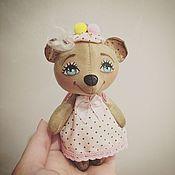 Куклы и игрушки ручной работы. Ярмарка Мастеров - ручная работа Tender teddy. Handmade.