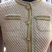 """Одежда ручной работы. Ярмарка Мастеров - ручная работа костюм """"шанель"""". Handmade."""
