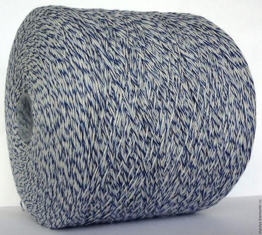 Вязание ручной работы. Ярмарка Мастеров - ручная работа. Купить Кашемир Millefile ANNALISA. Handmade. Синий, пряжа для вязания спицами