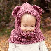 Работы для детей, handmade. Livemaster - original item Hood