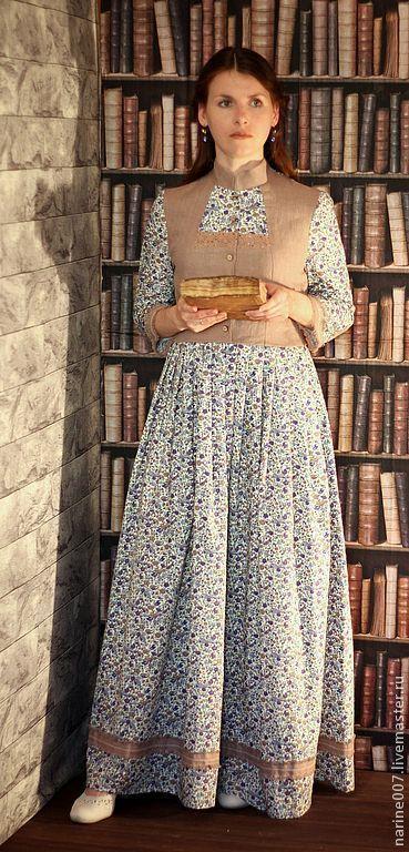 Авторские платья в стиле бохо