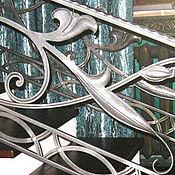 Для дома и интерьера handmade. Livemaster - original item Wrought iron fence