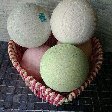 Косметика ручной работы. Ярмарка Мастеров - ручная работа Гейзеры для ванн парфюмированные. Handmade.