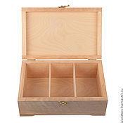 Материалы для творчества handmade. Livemaster - original item 281810 (3) Box 28 18 10cm (3)cells. for storage.. Handmade.