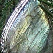 """Украшения ручной работы. Ярмарка Мастеров - ручная работа Кольцо """"Лунный лес"""" с лабрадором. Handmade."""