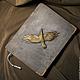 """Книга для записей """"Ворон в ночном небе"""", Ритуальная атрибутика, Москва,  Фото №1"""