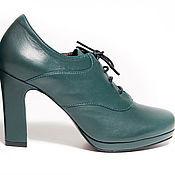 Обувь ручной работы. Ярмарка Мастеров - ручная работа Ботильоны Mary. Handmade.