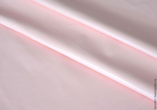 Шитье ручной работы. Ярмарка Мастеров - ручная работа. Купить Натуральная кожа для цветов, блокнотов 0,55 мм - Нежно-розовая. Handmade.