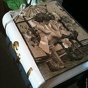 """Для дома и интерьера ручной работы. Ярмарка Мастеров - ручная работа Ваза-книжка """"Фотоальбом"""". Handmade."""