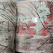 Кружки ручной работы. Ярмарка Мастеров - ручная работа Кружки: ЛЪ /Музыкальные. Handmade.